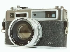 [Exc+5 Yashica Electro 35 GS 35mm Rangefinder Film Camera from JAPAN