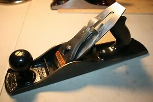 Vintage-STANLEY-Bailey-No-5-Jack-Plane-type-19-excellent