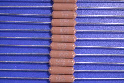 100 Vishay 300K Ohm 2/% 1W Film Resistors P//N RLR32C3003GM