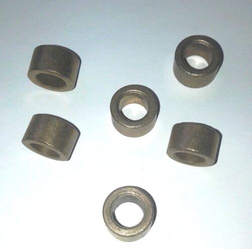 Sinterbronze Buchse Ø 8-10 mm Gleitlager für 8-10mm Welle