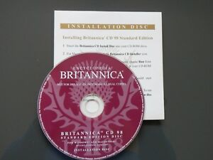 Microsoft-Windows-PC-Encyclopedia-Britannica-CD-98-Disc-STANDARD-Edition