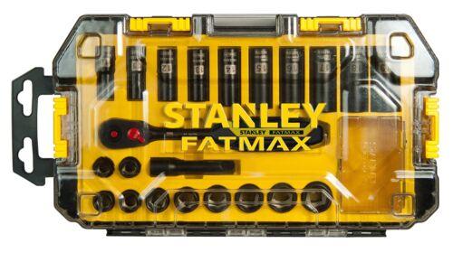 3//8 pouces jaune//noire ensemble... Stanley FMHT 0-74714 Mini Tough Case clé à douille