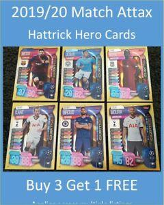Match Attax 19//20 Lionel Messi bronce edición limitada Trading Card-Barcelona