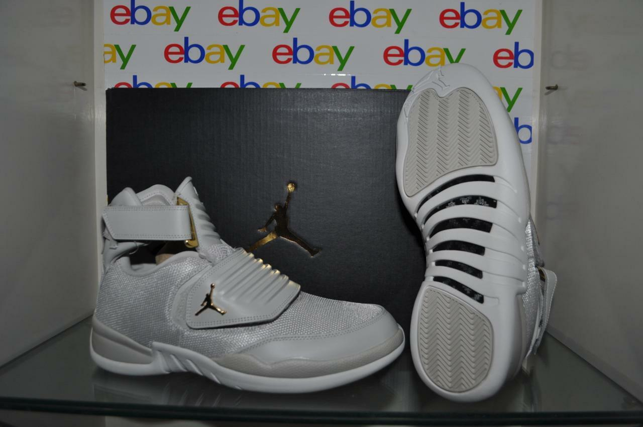 e92f440847161 Nike Air Jordan Generation 23 Mens Basketball shoes AA1294 005 Light Bone  NIB. Nike Jordan Westbrook 0.3 Lifestyle White Size 9 shoes Black ...