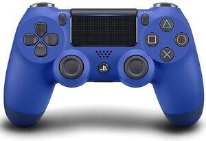 PlayStation 4 PS4 Dualshock 4 Controller Wave Blue V2 New (4)