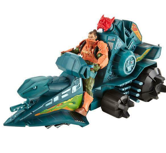 Mattel Motu classeeics  - Battle Ram With uomo-At-Arms  vieni a scegliere il tuo stile sportivo