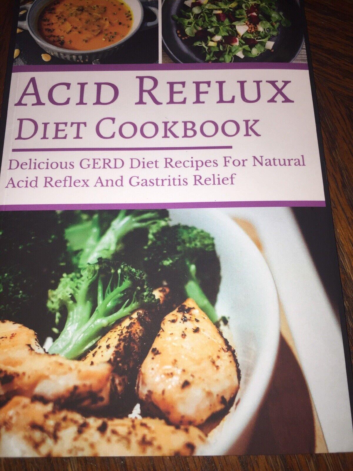 Acid Reflux Diet Cookbook 2