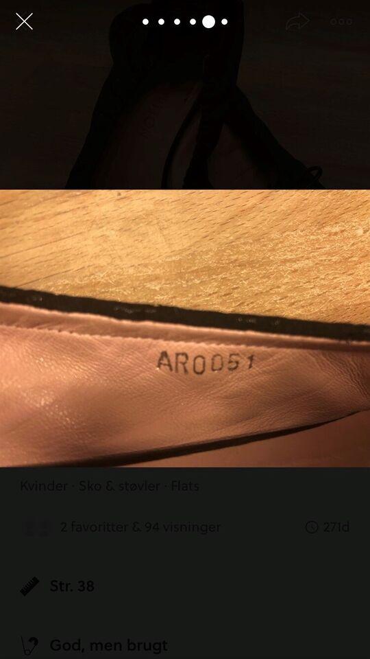 Ballerinasko, str. 38, Louis Vuitton