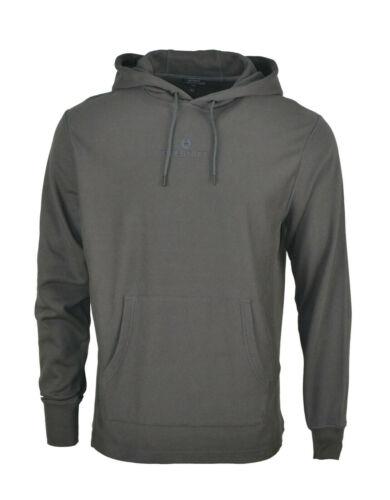 BELSTAFF padox Sweat à capuche ORGANIC Comfort Coton Gris Foncé Schiste hoodie