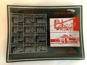 Nevada-Club-Reno-Nevada-Lodge-Lake-Tahoe-1968-Calendar-Ashtray