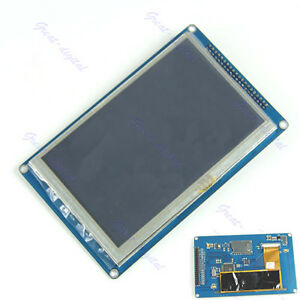 Display-Touch-Panel-Screen-PCB-Adapter-Build-in-5-034-TFT-LCD-SSD1963-Module