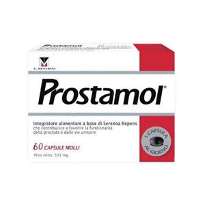PROSTAMOL-30-60-INTEGRATORE-ALIMENTARE-PER-PROSTATA-FUNZIONALITA-039-VIE-URINARIE