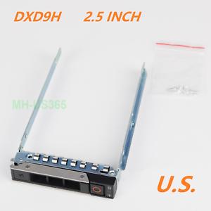"Dell DXD9H gen 14 for R440 R740 R740xd R440 R540 R940 R640 2.5/"" HDD TRAY CADDY"