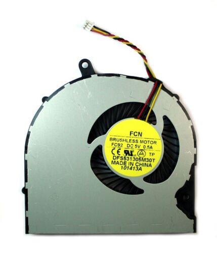 Toshiba Satellite P50-B-108 P50-B-10M P50-B-10P P50-B-10Q P50-B-10R Laptop Fan