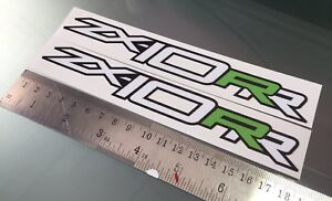 NEW-ZX-10RR-ZX10R-2017-Decals-Stickers-Any-Colour-180mm-x-26mm