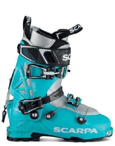 Boots Ski Mountaineering Skialp Freeride Touring Woman SCARPA GEA 2018 19