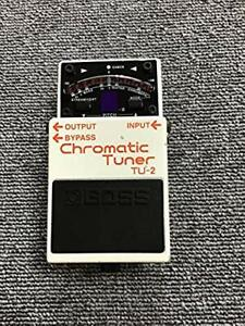 Boss-TU-2-Chromatic-Stage-Tuner-Tuner-Guitar-Effect-Pedal