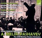 Tchaikovsky: Symphony No. 6; Schubert: Symphony No. 8 (CD, Feb-2013, Melodiya)