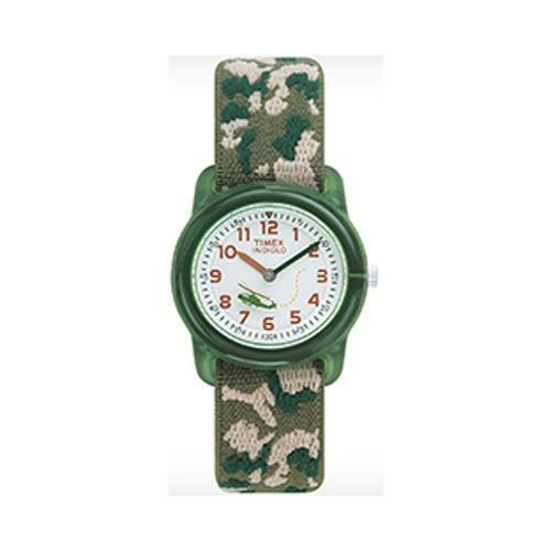 Timex T78141 Kids Camouflage Watch With Shatter-Resistant Plastic Window Lens
