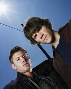 Supernatural Jensen Ackles Jared Padalecki 54891 10x8 Foto Ebay