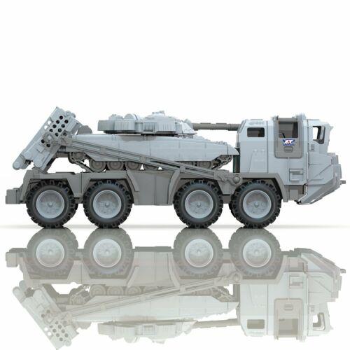 The very big war machine 56×21×21 cm. Combined military equipment Arctic