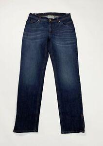 Weekend-jeans-donna-usato-W32-tg-46-slim-zip-fondo-gamba-stretch-boyfriend-T5016
