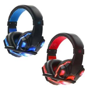 USB-3-5mm-Surround-Stereo-Gaming-Headset-Music-Headphone-with-MIC-For-PC-Laptop