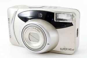 Excellent-Fujifilm-Super-145AZ-Point-amp-Shoot-35mm-Camera-a-Film-de-Japon