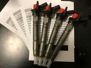 4x-Injecteur-Mercedes-Sprinter-A6460701487-0445115069-0445115033-Profi-Set