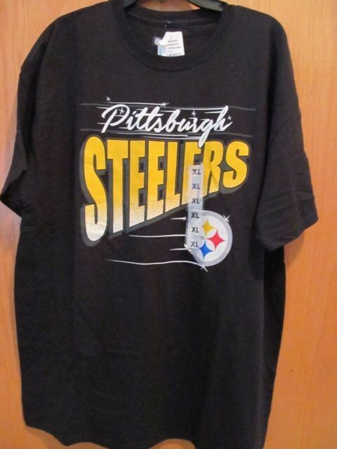 ee5453a6cef With Tags Pittsburgh Steelers Shirt Size 2xl for sale online