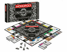 Monopoly Crooks and Castles Collector's Edition  Board Game NIB Sealed Hasbro