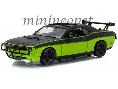 GREENLIGHT 86230 FAST AND FURIOUS 7 LETTY'S 2014 DODGE CHALLENGER SRT8 1/43