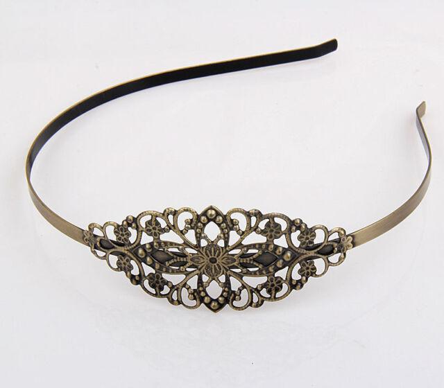 1pcs Fashion Women's Headband antique bronze