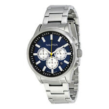 Nautica NCT-17 Chronograph Blue Dial Mens Watch NAI19533G