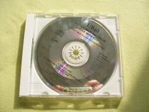 """CD UB40 ohne Deckblatt """"I can t help falling in Love with you - Deutschland - CD UB40 ohne Deckblatt """"I can t help falling in Love with you - Deutschland"""