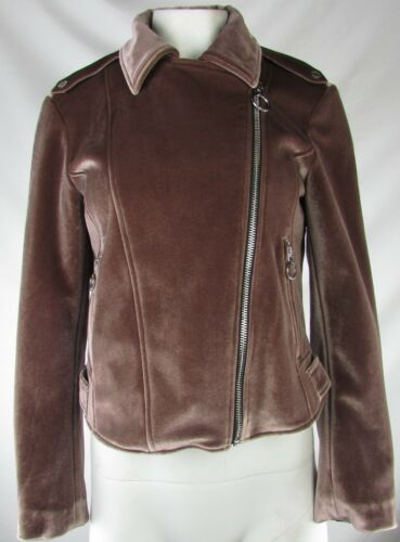 zip Rød Jacket Full Corduroy Cropped Women's Bcbgeneration s WRy5InqUU