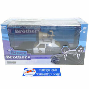Greenlight-1-43-Dodge-Monaco-Bluesmobile-Horn-on-Roof-Blues-Brothers-86423