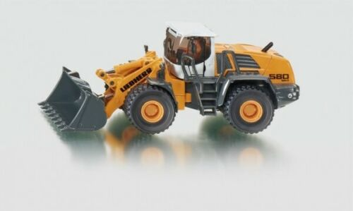 Siku 3533 cargadoras Liebherr l580 2 plus 2