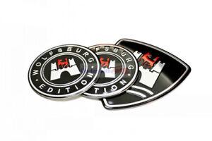 Aluminium-Wolfsburg-Germany-Badge-Emblem-Sticker-FIT-FOR-MK7-MK6-MK5