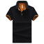 Cotton-Men-039-s-Fashion-Slim-Short-Sleeve-Shirts-T-shirt-Casual-Tops-Blouse-Top thumbnail 10