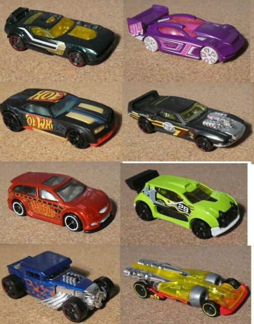 HOT WHEELS CARS VEHICLES VINTAGE MATTEL DIECAST CHOICE SCALE 1:64