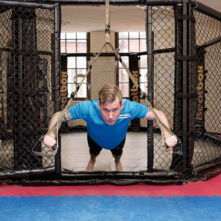 Valkyrie Suspension  Trainer with Manuel- 3 sizes available  2018 store