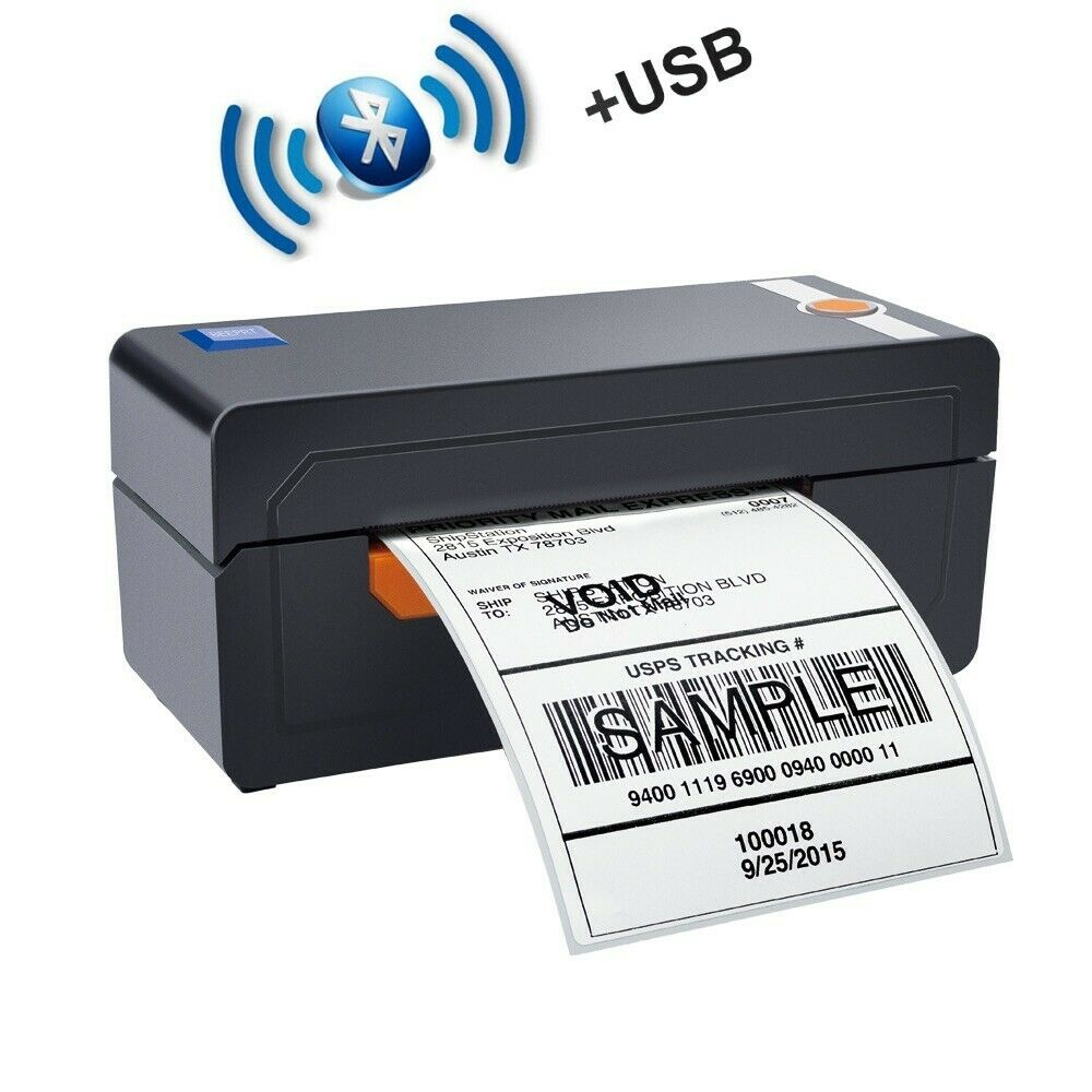 BEEPRT 4x6 High Speed Thermal Shipping Label Barcode Printer USB and Bluetooth. Buy it now for 149.95