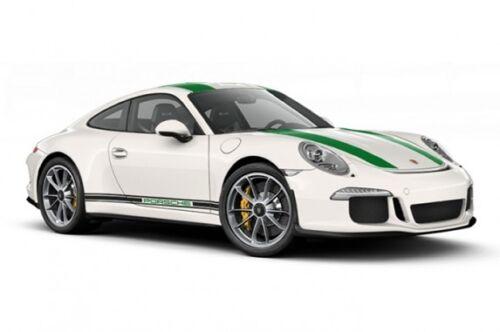 991 Schuco 26300-1//87 Porsche 911 R - Weiss // Grün Neu