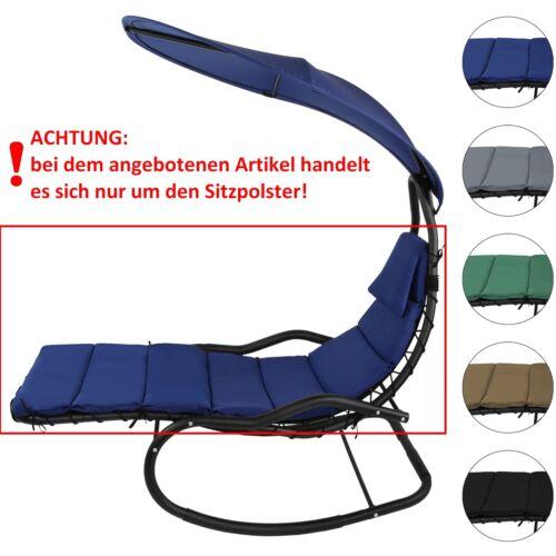 Sitzpolster für Schaukelliege Schwingliege 15230