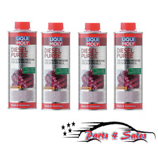 Liqui Moly SET OF 4 Diesel Purge Fuel Additive LM2005 - VW & AUDI NEW