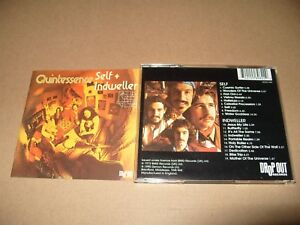 Quintessence-Self-Indweller-1995-cd-19-Tracks-Near-Mint-Condition