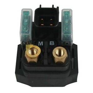 Starter Solenoid Relay  For Yamaha Rapter350 YFM350R 2005-2012