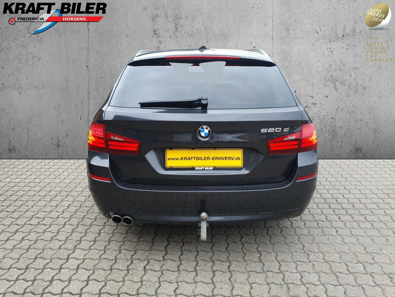 Billede af BMW 520d 2,0 Touring aut. Van