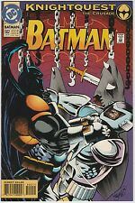 5 Batman DC Comic Books # 502 503 504 507 508 Azrael Bane Catwoman Abbatoir BH55